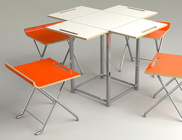 Fesselnde Küchentische und Stühle für das moderne Haus