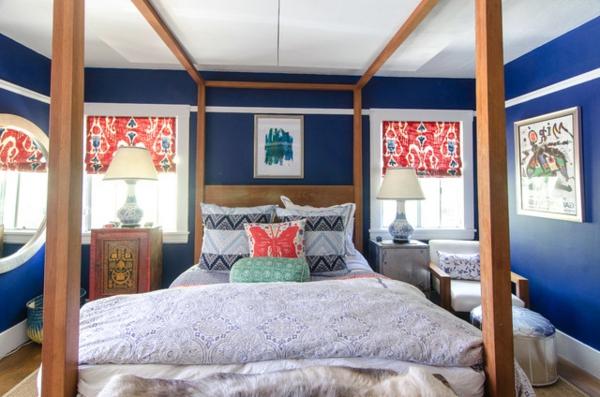 15 Ideen fr farbige Designs in Rot Wei und Blau Los