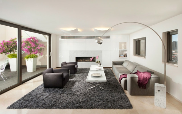 wohnzimmer stehlampe modern - boisholz - Moderne Wohnzimmer Stehlampe