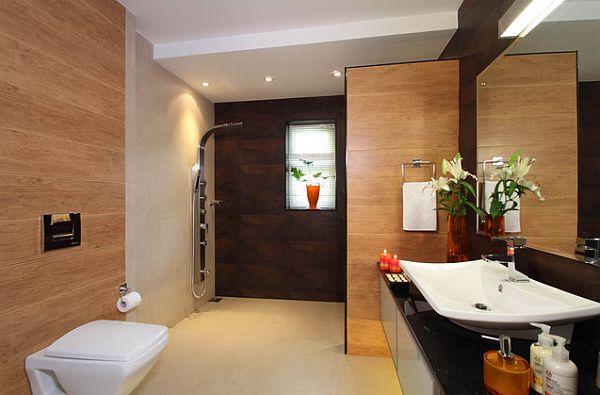 Sie werden von diesen Badezimmer Designs inspiriert