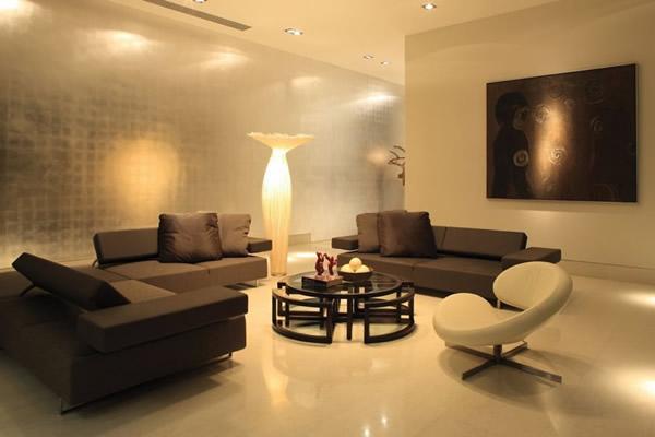 Wohnraum Dekorationen  70 Beispiele die sich lohnen