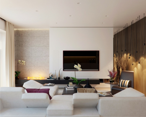 Design : Wohnzimmer Gestalten Gelb ~ Inspirierende Bilder Von ... Design Wohnzimmer Weis