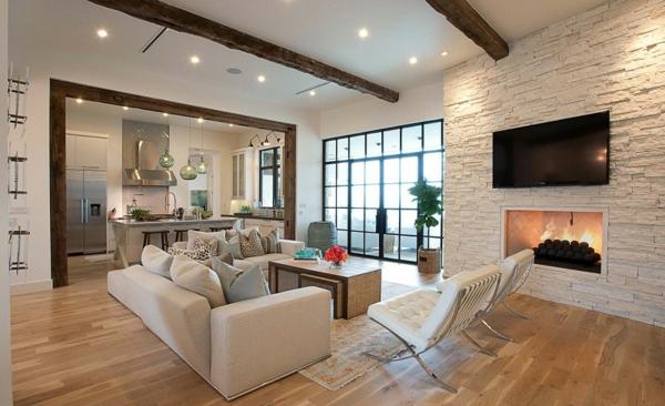Eine zeitgenssische Rezidenz in Texas verbindet Stile