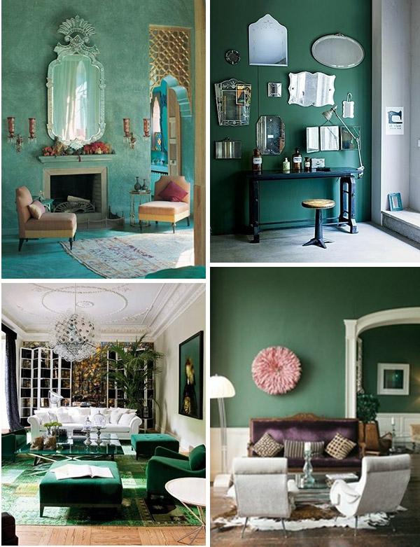 5 moderne Interior Farben fr angenehme Atmosphre