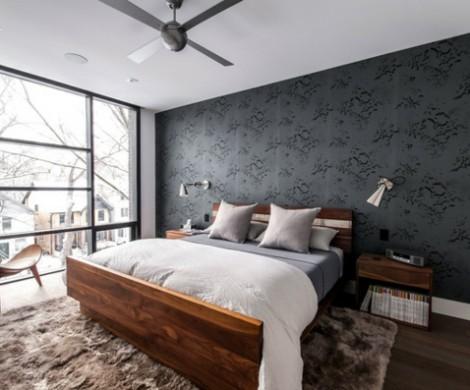 Ideen fr mnnliches Schlafzimmer Design