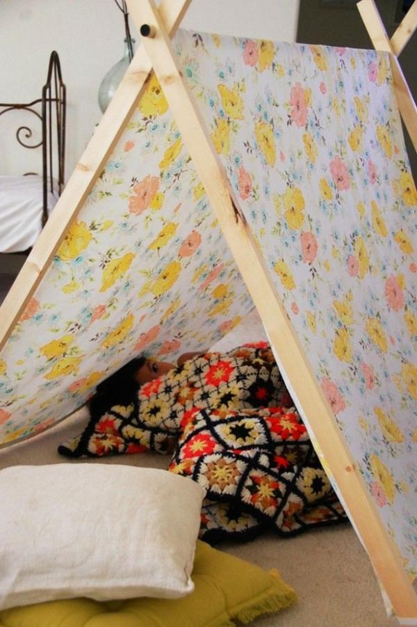 19 spielerische DIY Zelte fr Kinder