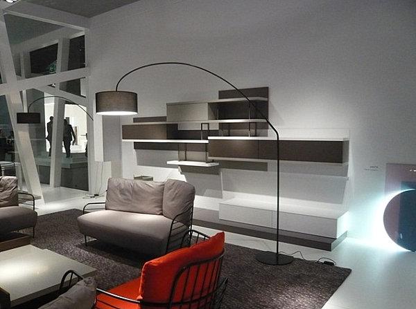 Moderne tolle Lampen  20 Zimmer mit modernen Bodenlampen