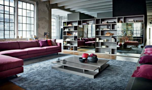 Wohnzimmer Design Ideen von Novamobili