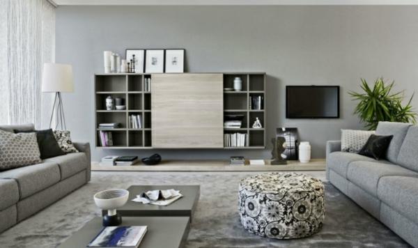 interior of living room modern paint colors 2016 wohnzimmer design ideen von novamobili