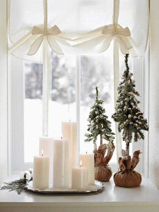 Weihnachtsdeko Tipps fr kleine Innenrume 30