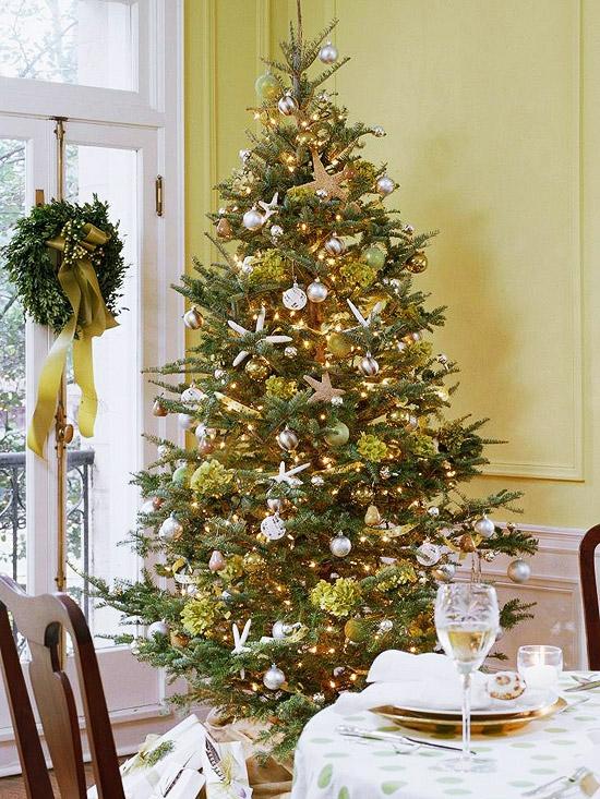 Weihnachtsbaum Dekoration  sind Sie fr neue Deko Ideen bereit