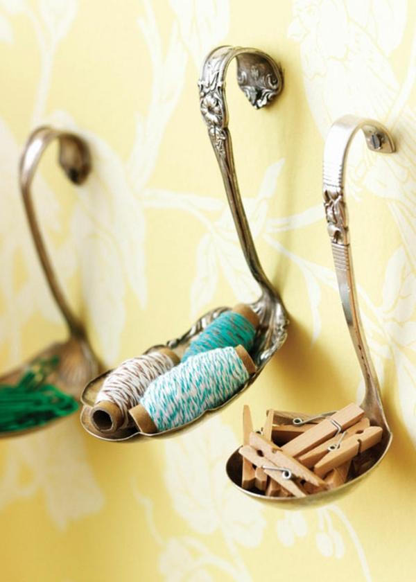 Altmodische handgemachte Silberwaren Projekte