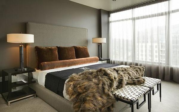 Coole Schlafzimmer fr Mnner