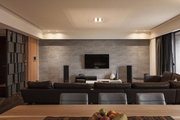 Wohnzimmer Beige Braun Grau Ideen Zum Wohnzimmer Einrichten In