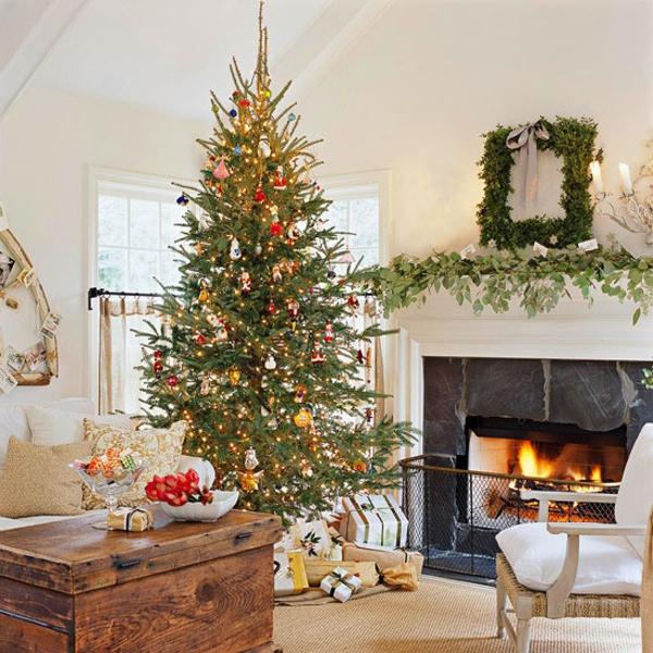 beautifully decorated living rooms room home decor ideas schöne weihnachten wohnzimmer