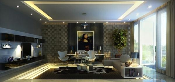 Wohnzimmer Perfekt Dekorieren