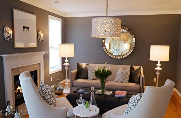 20 Ideen fr beeindruckende Wohnzimmer Dekoration