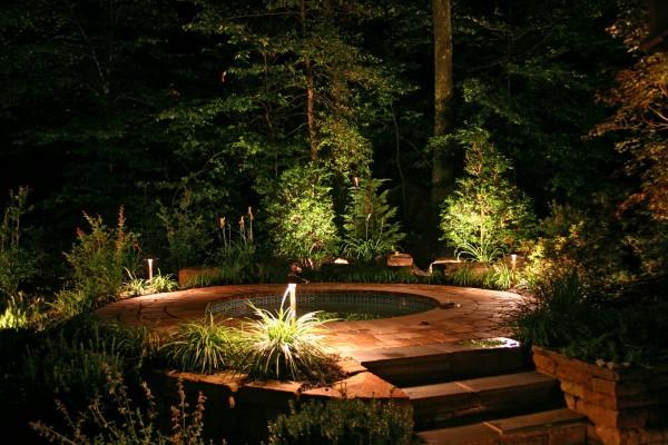Beleuchtung fr den Garten  clevere Tipps zur Gartengestaltung