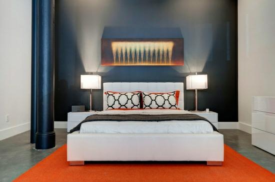 Welche Farbe Für Schlafzimmer | Welche Farbe Passt Ins ...
