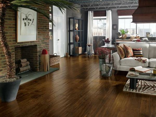 Holz Bodenbelag  Suchen Sie den richtigen Boden aus Hartholz aus