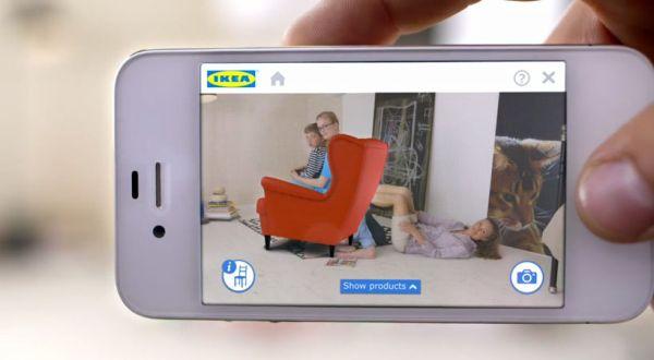 Virtuelle IKEA Mbel  Laden Sie den neuen IKEA Katalog App