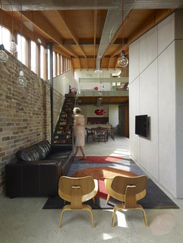 Moderne Einrichtungsideen  31 inspirierende Zwischengeschosse