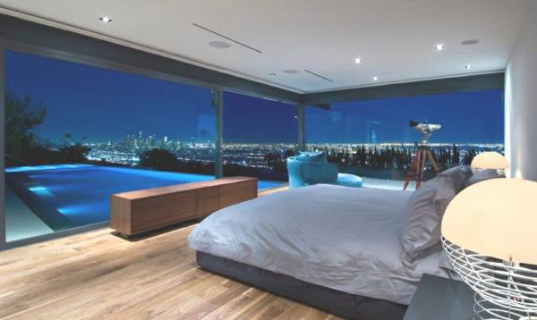 Romantisches Schlafzimmer In Blau – Eyesopen.Co