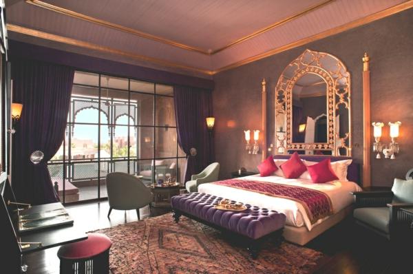 Schlafzimmer einrichten  schaffen Sie eine romantische Atmosphre