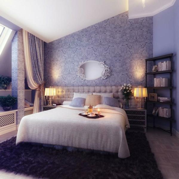 Schlafzimmer Ideen  Laden Sie die Romantik in Ihren Schlafraum ein