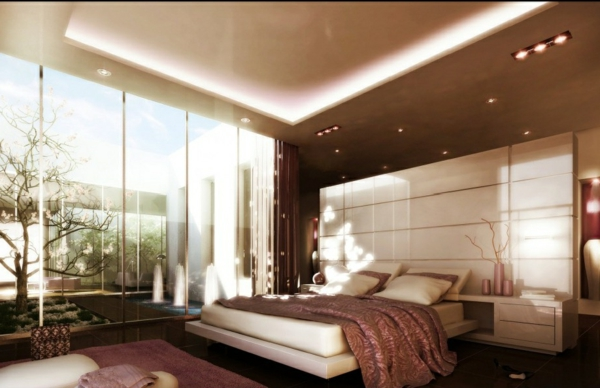 Schlafzimmer Ideen Mit Dachschrge