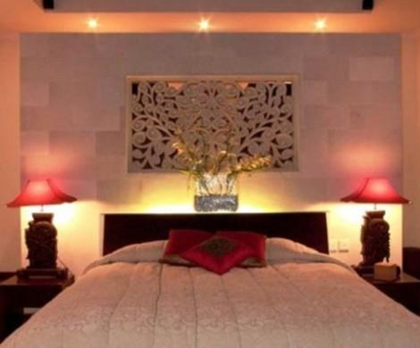 Stilvolle Ideen fr die Beleuchtung im Schlafzimmer