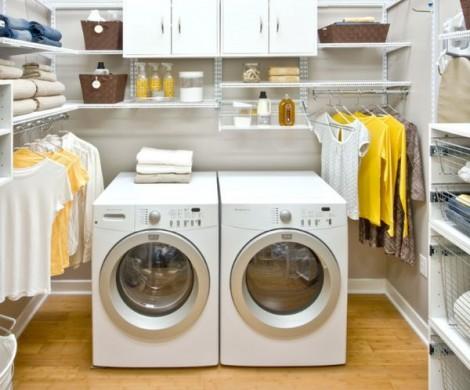 Waschkche einrichten 33 Ideen fr einen modernen Wscheraum