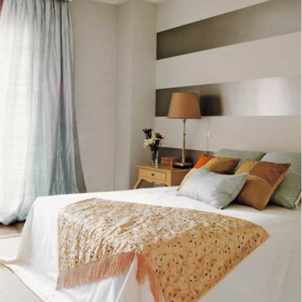 25 Dekoration Ideen fr die Wand hinter dem Bettkopfteil