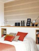 25 Dekoration Ideen für die Wand hinter dem Bettkopfteil