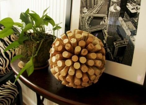 Deko Ideen zum Selbermachen  kreative Bastelidee aus