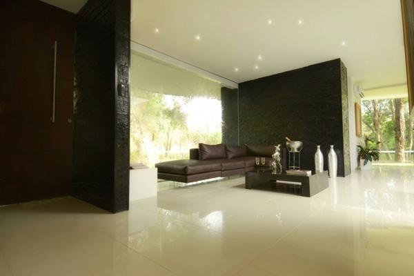 Wohnzimmer Tapeten Design