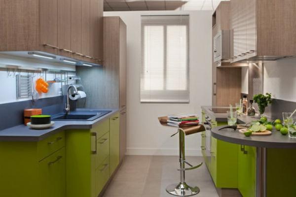 Einrichtung Für Kleine Küchen – Nxsone45