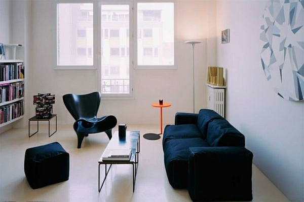 Kleines Wohnzimmer einrichten  20 Ideen fr mehr Gerumigkeit