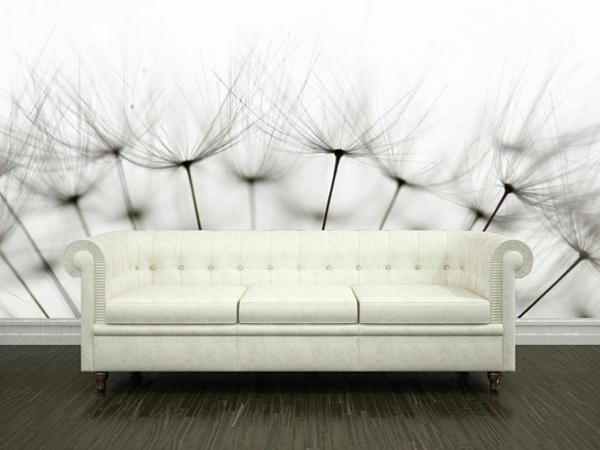 Moderne Wandgestaltung mit Fototapeten  coole Ideen fr Ihre Wohnung