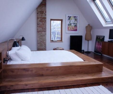 Schlafzimmer Ideen  Lassen Sie Ihren Schlafraum gerumiger erscheinen