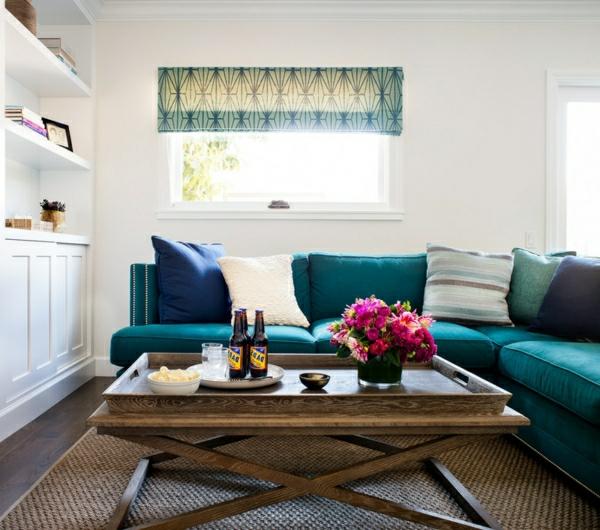 Wohnungseinrichtung Ideen fr mehr Gemtlichkeit zu Hause