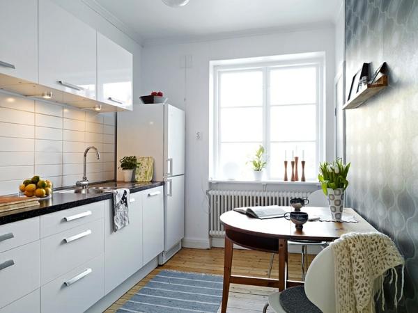 Kleine Kücheneinrichtung Ideen | Küchen Ideen - 30 ...