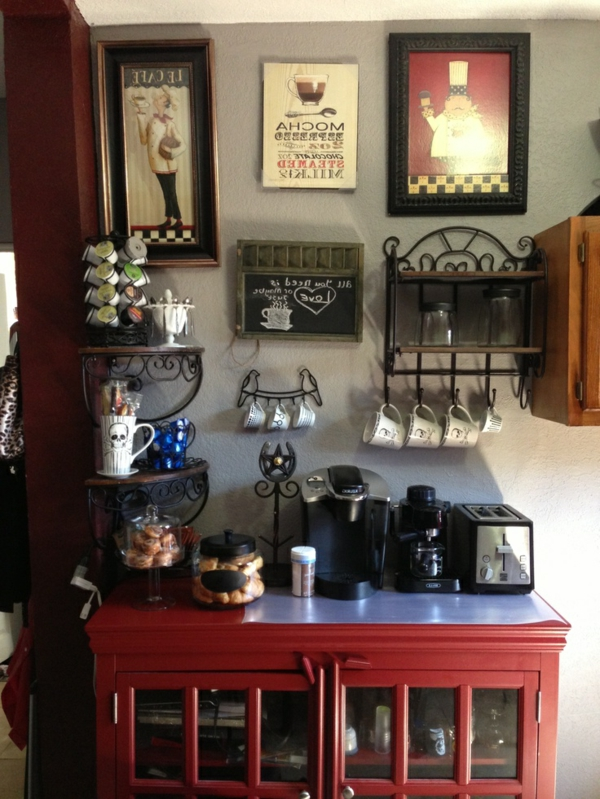 Kitchen Coffee Bar