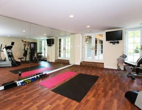 Fitnessraum einrichtenTipps und Ideen fr ein Fitness