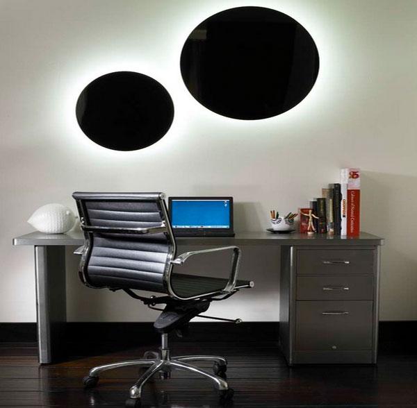 Lampen und Leuchten die Platz sparen  montieren Sie eine