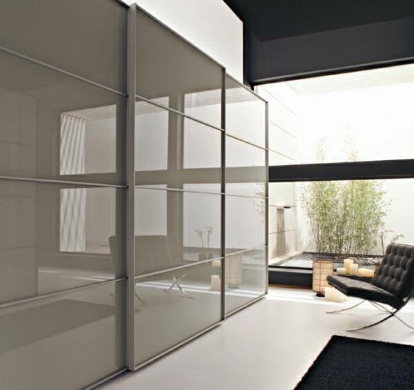 Moderne Kleiderschrnke  stilvolle Ideen fr Ihr Schlafzimmer