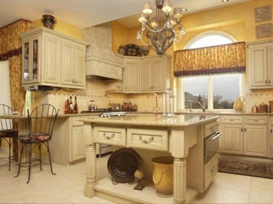 country kitchen decor newport brass faucets rustikale küchen sind schick und kommen wieder in mode