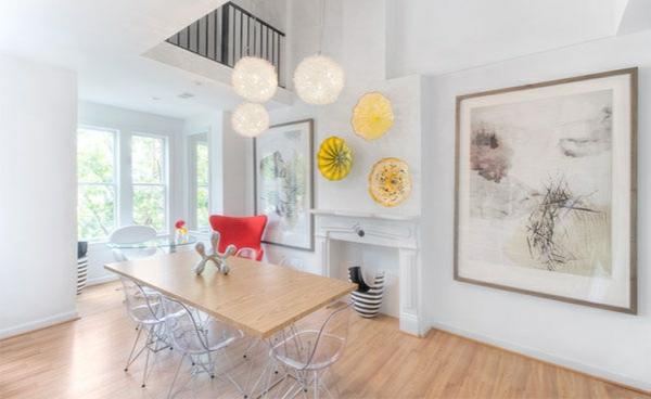 Skandinavisches Design im Esszimmer  15 reizende Ideen