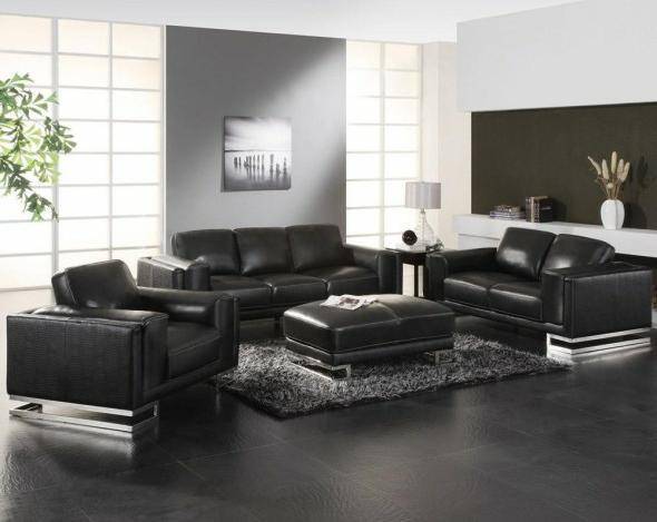 Wohnzimmer Sofa in der richtigen Farbe erfrischt das