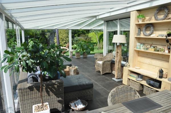 Terrassenberdachung als Bausatz oder vom Architekten